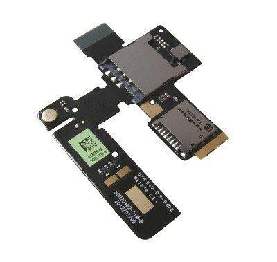 Flex Lukija SIM ja micro SD HTC One V