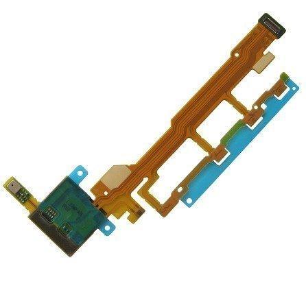 Flex Teippi Sivunappis Sony C6602/C6603/ C6606/ C6616 Xperia Z