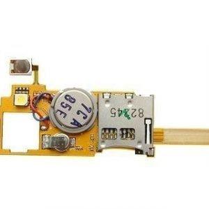 Flexikaapeli LG KM500 + Lukija Kortti memory