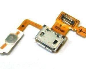 Flexikaapeli + Micro USB Liitin LG P970 Optimus musta