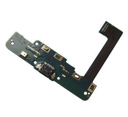 Flexikaapeli + Micro USB ja Mikrofoni HTC Ikkunas Phone 8X C620e