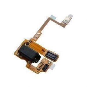 Flexikaapeli + audio jack LG P990 Optimus Speed