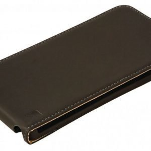 Flip-kotelo Galaxy Note 4 musta