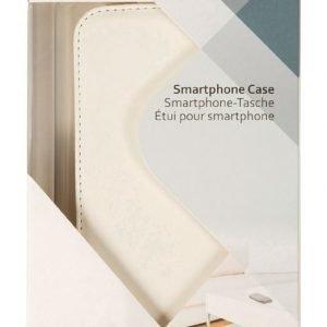 Flip-kotelo Galaxy S4 mini valkoinen