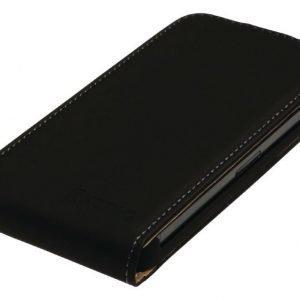 Flip-kotelo Galaxy S5 musta