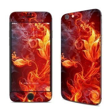Flower Of Fire iPhone 6 / 6S Skin