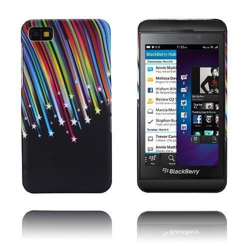 Flower Power Tähtisade Blackberry Z10 Suojakuori