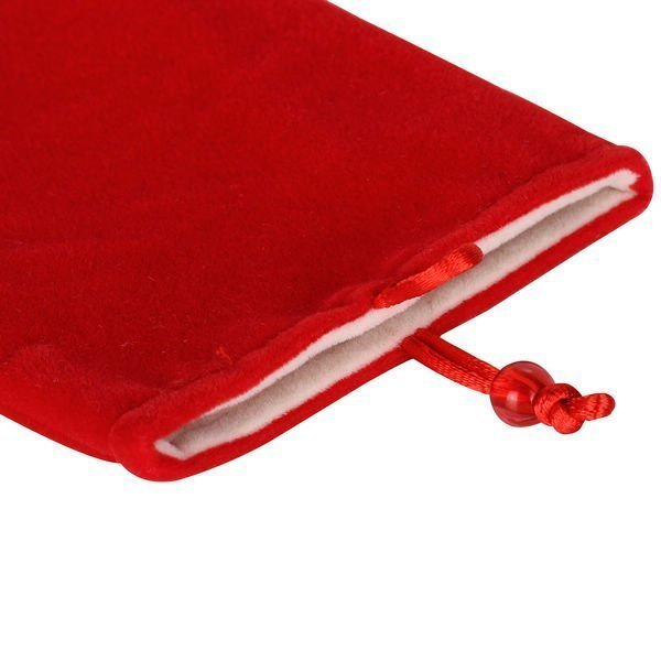 Fluffy Puhelinpussi Punainen