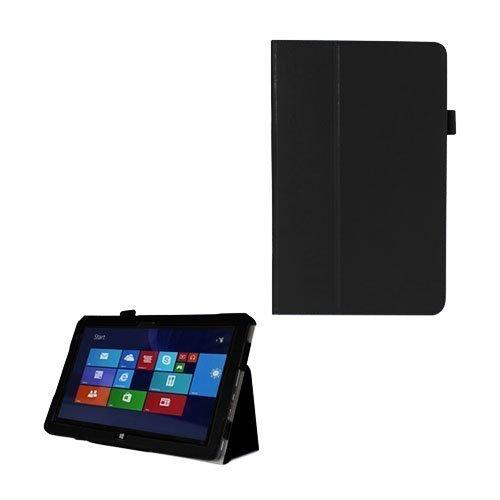 Folio Musta Dell Venue 11 Pro Nahkakotelo