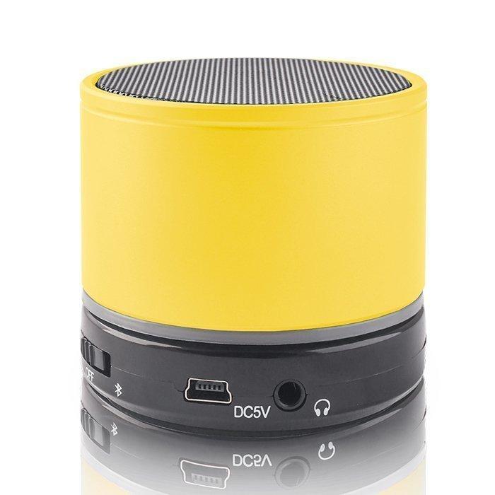 Forever BS-100 Bluetooth kaiutin Keltainen
