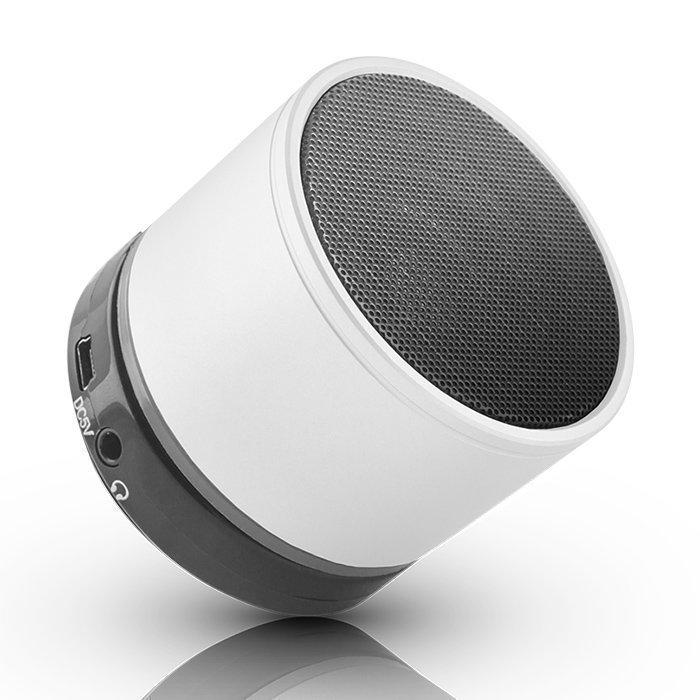 Forever BS-100 Bluetooth kaiutin Valkoinen