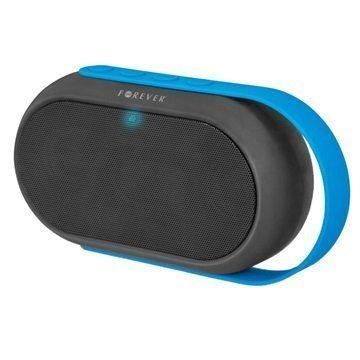 Forever BS-410 Bluetooth-Kaiutin Musta / Sininen