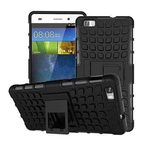 Fosse Huawei Ascend P8 Lite Kuori Musta