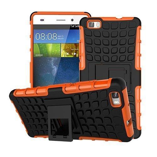 Fosse Huawei Ascend P8 Lite Kuori Oranssi