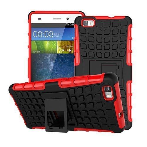 Fosse Huawei Ascend P8 Lite Kuori Punainen