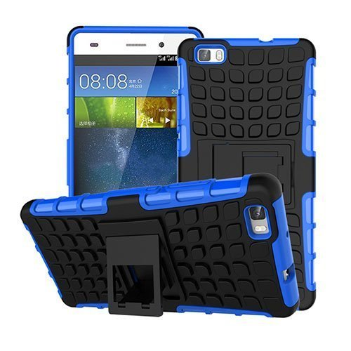 Fosse Huawei Ascend P8 Lite Kuori Sininen