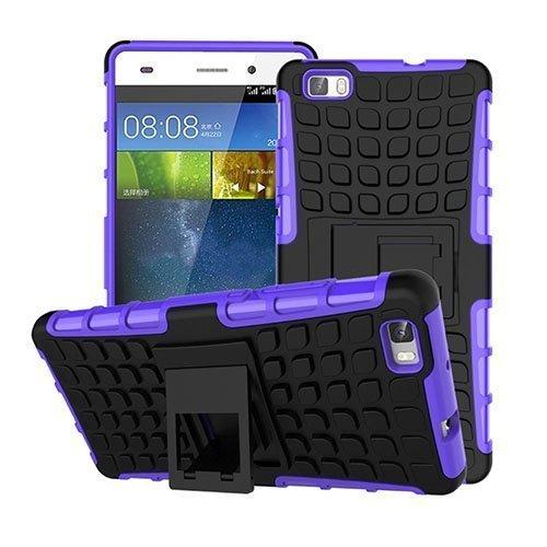Fosse Huawei Ascend P8 Lite Kuori Violetti