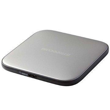 Freecom 56155 Mobile Drive Sq Slim Ulkoinen Kiintolevy 500Gt