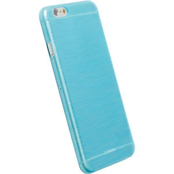 FrostCover muovikuori iphone 6 läpinäkyvä harmaa