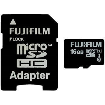 Fujifilm MicroSDHC Muistikortti 16Gt