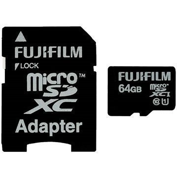 Fujifilm MicroSDXC Muistikortti 64Gt
