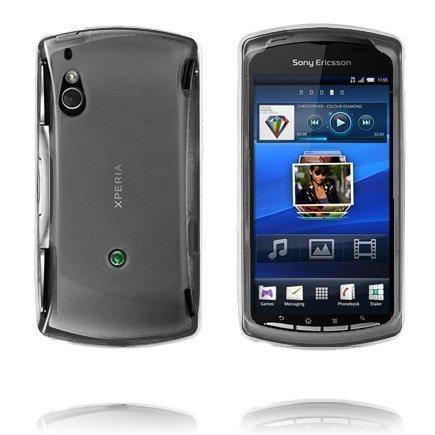 Fusion Harmaa Sony Ericsson Xperia Play Suojakuori