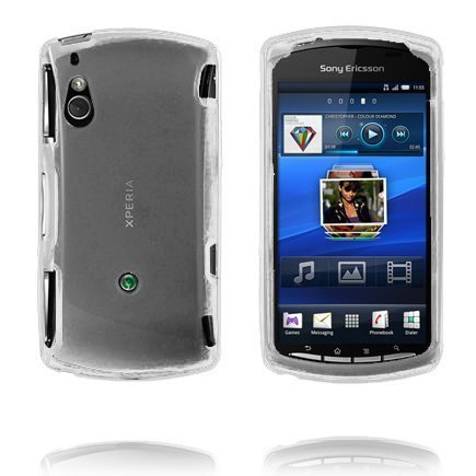 Fusion Valkoinen Sony Ericsson Xperia Play Suojakuori