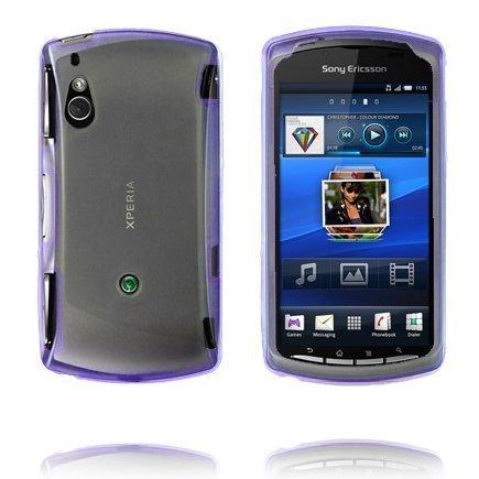 Fusion Violetti Sony Ericsson Xperia Play Suojakuori