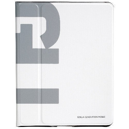 GOLLA Jerome for The New iPad White