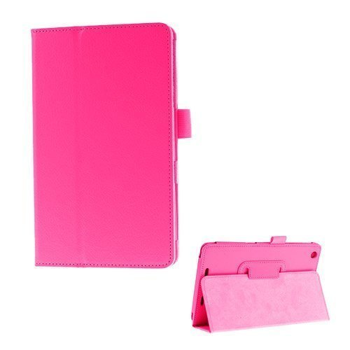 Gaarder Acer Iconia One 7 Suojakotelo Kuuma Pinkki