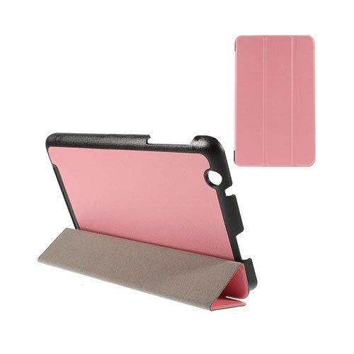 Gaarder Acer Iconia One 8 B1-820 Nahkakotelo Pinkki