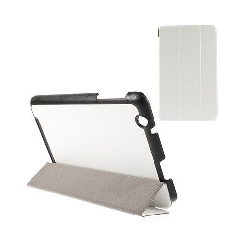 Gaarder Acer Iconia One 8 B1-820 Nahkakotelo Valkoinen