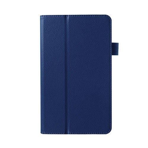 Gaarder Huawei Mediapad M1 Nahkakotelo Standillä Sininen