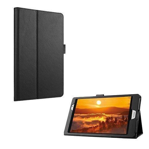 Gaarder Huawei Mediapad M2 8.0 Nahkakotelo Standillä Musta