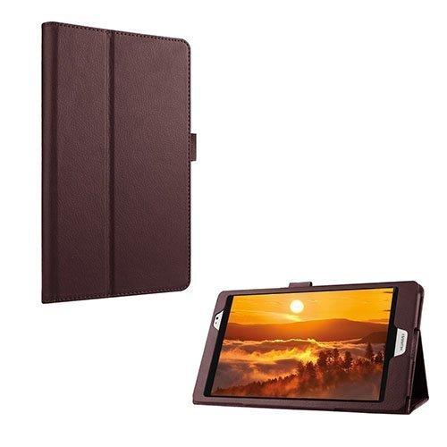Gaarder Huawei Mediapad M2 8.0 Nahkakotelo Standillä Ruskea