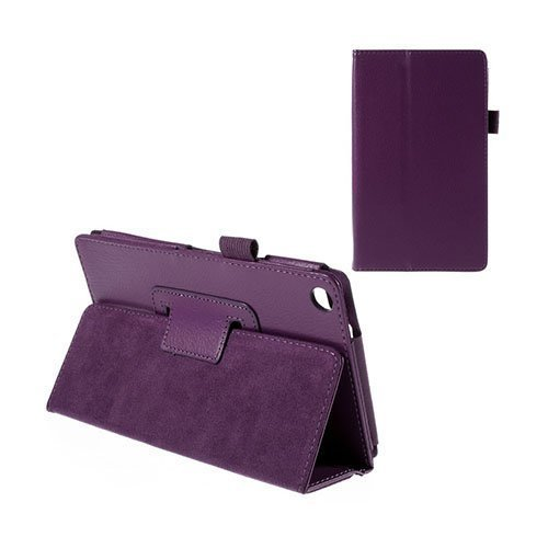 Gaarder Line Asus Zenpad 7.0 Nahkakotelo Violetti
