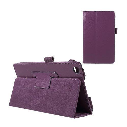 Gaarder Line Asus Zenpad C 7.0 Nahkakotelo Violetti