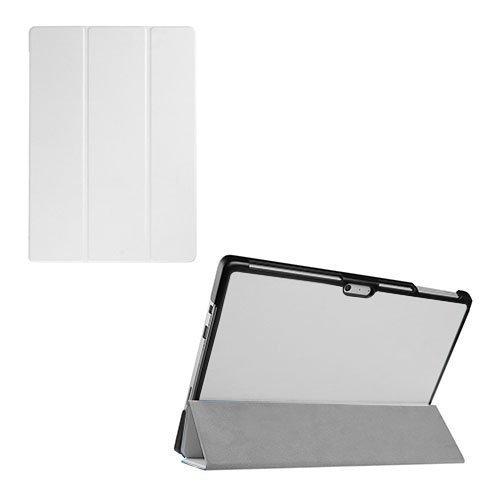 Gaarder Lines Microsoft Surface Pro 4 Kolmesti Taittuva Kotelo Standillä Valkoinen