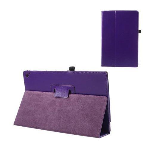 Gaarder Nokia Lumia 2520 10.1 Nahkakotelo Standillä Violetti