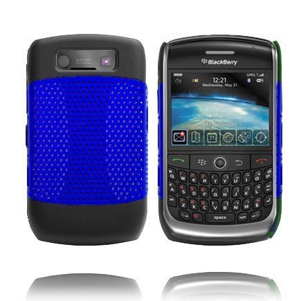 Gamma Shield Sininen Blackberry Curve 8900 / 9300 Suojakuori