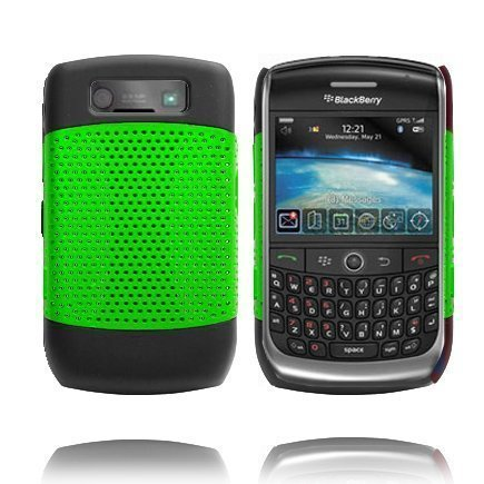 Gamma Shield Vihreä Blackberry Curve 8900 / 9300 Suojakuori