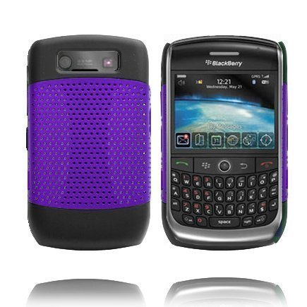 Gamma Shield Violetti Blackberry Curve 8900 / 9300 Suojakuori