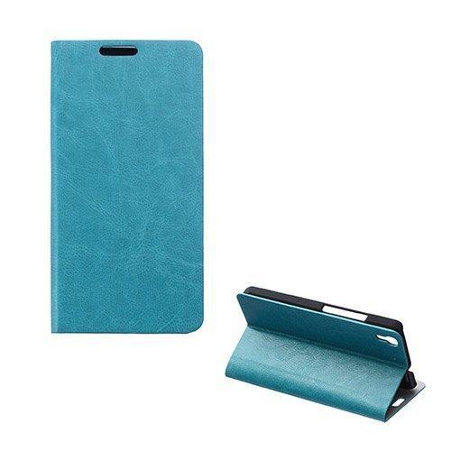 Garborg Huawei Honor Y6 Nahkakotelo Sininen