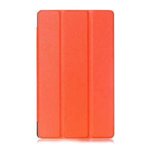 Garf Asus Zenpad 8.0 Nahkakotelo Oranssi