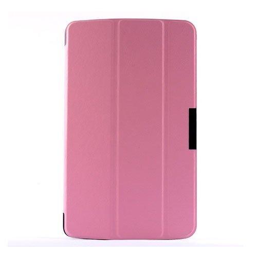 Garff Lg G Pad 8.0 Nahkakotelo Vaaleanpunainen
