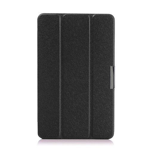 Garff Silk Acer Iconia Tab 8 A1-840 Nahkakotelo Musta
