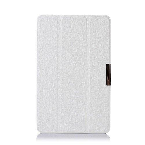 Garff Silk Acer Iconia Tab 8 A1-840 Nahkakotelo Valkoinen