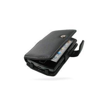Garmin Asus Nuvifone A50 PDair Leather Case 3BASA5B41 Musta