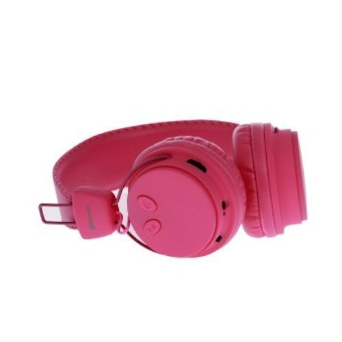 Gear Soulshaker Cordless Headphones Pink