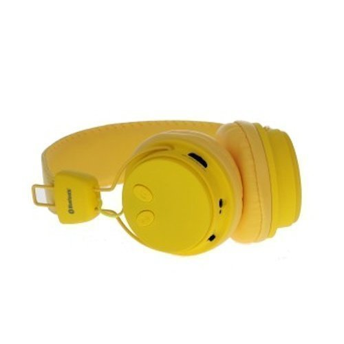 Gear Soulshaker Cordless Headphones Yellow